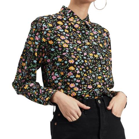 Levi's Multi The Ultimate Floral Print Shirt