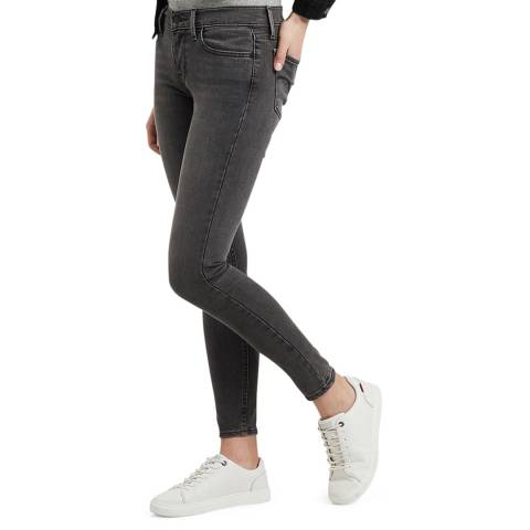 Levi's Black Innovation Super Skinny Stretch Jeans