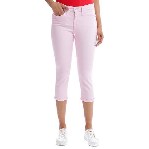 Levi's Pink 311™ Shaping Stretch Capri Jeans
