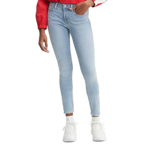 Levi's Blue 711™ Skinny Stretch Jeans