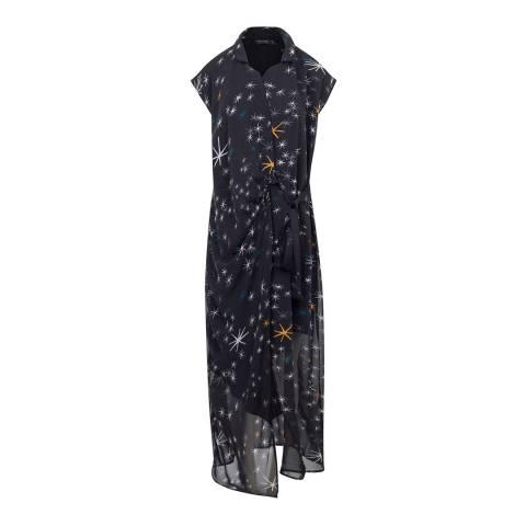 Religion Black Elation Maxi Dress