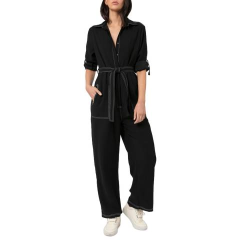 Religion Black/White Mars Jumpsuit