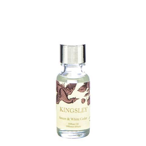 Wax Lyrical Ultrasonic Oil 15ml Kingsley