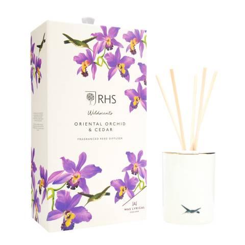 Wax Lyrical Reed Diffuser 250ml Oriental Orchid & Cedar