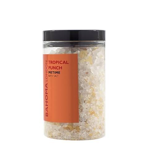 Bahoma Timeliness Bath Salt Tropical Punch