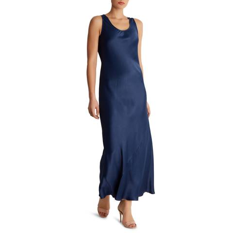 Fenn Wright Manson Navy Maxi Cheyne Dress