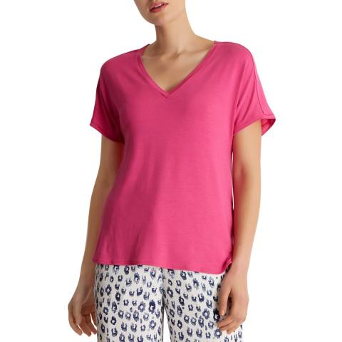 Fenn Wright Manson Pink Regular Kaj Top