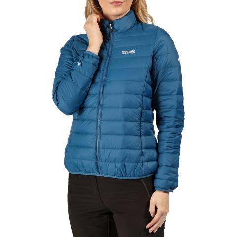 Regatta Blue Whitehill Quilted Jacket