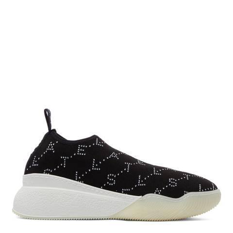 Stella McCartney Black Sock Sneakers