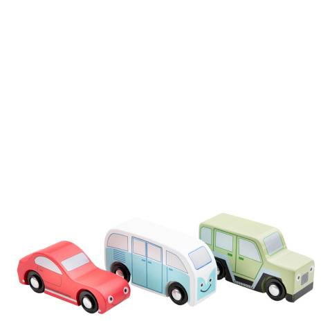 New Classic Toys Vehicle Set