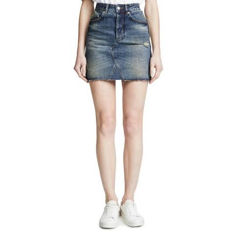 VICTORIA, VICTORIA BECKHAM Ocean Cali Cotton Skirt