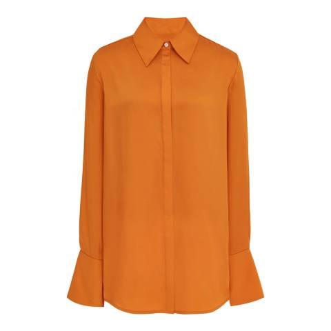 VICTORIA, VICTORIA BECKHAM Golden Poppy Classic Shirt