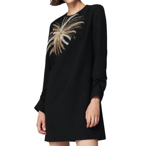 VICTORIA, VICTORIA BECKHAM STRAIGHT SHIFT DRESS