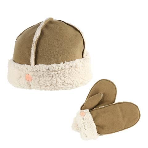 Regatta Saddle Corbina Hat & Mitt Set