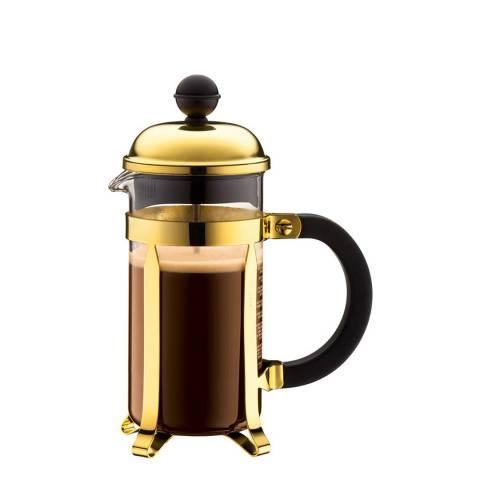 Bodum Gold Caffettiera Coffee Maker, 350ml