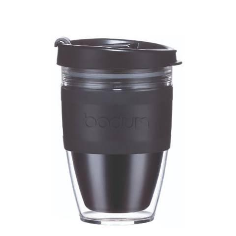 Bodum Black Bodum Band Travel Mug, 300ml
