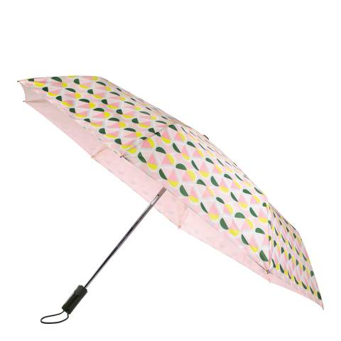 Kate Spade Geo Spade Travel Umbrella