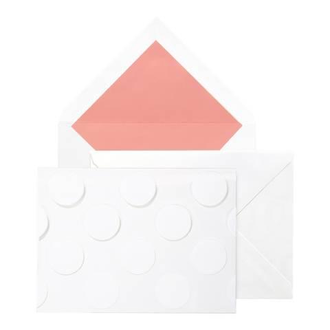 Kate Spade Notecard Set, Jumbo Dots