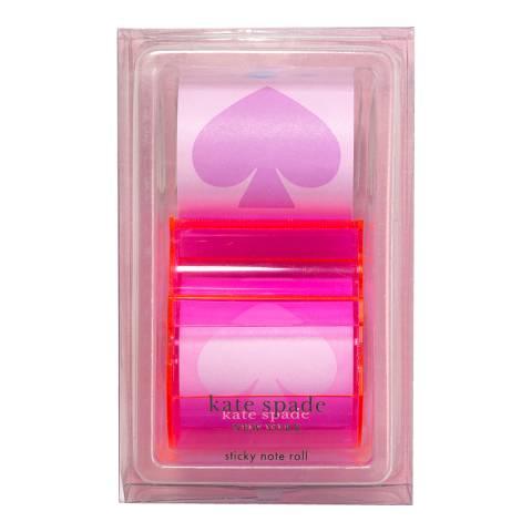 Kate Spade Sticky Note Dispenser, Spade Icons