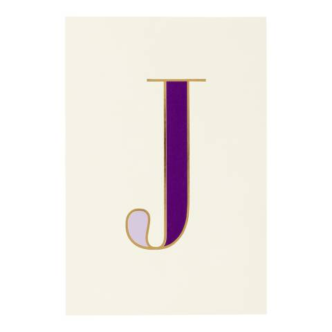 Kate Spade It's Personal Collection - Notepad, J