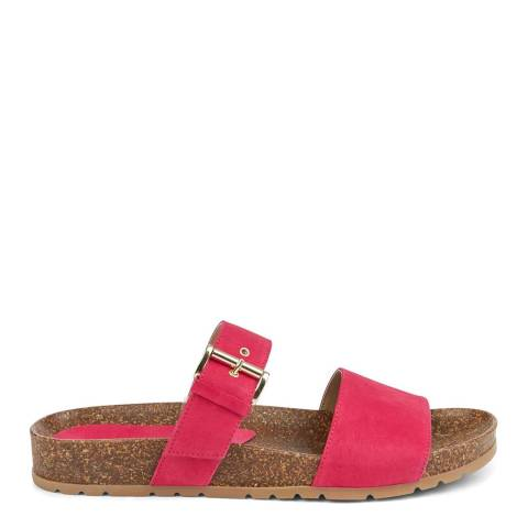 Hobbs London Pink Robyn Sandals