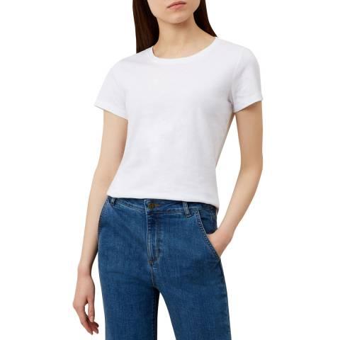 Hobbs London White Pixie T-Shirt
