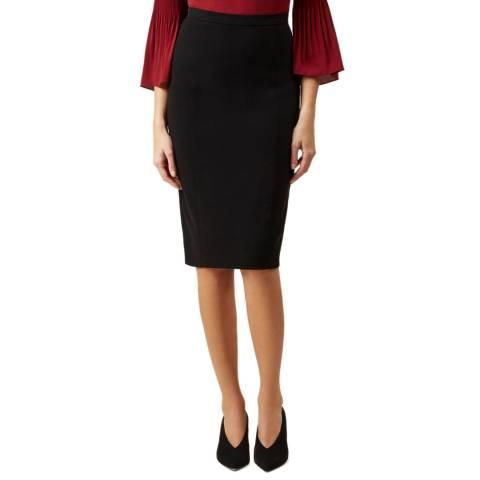 Hobbs London Black Mina Skirt