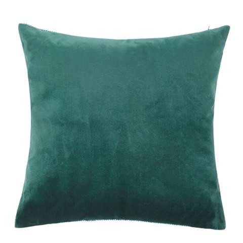 Lanerossi Green Sea Vera Fodera Cushion Cover 50x50cm