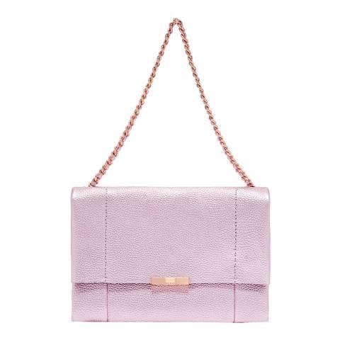 Ted Baker Light Pink Glayya Shoulder Bag