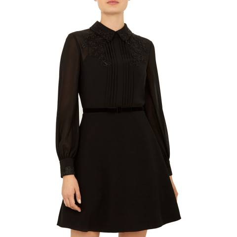 Ted Baker Black Amaali Dress