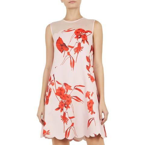 Ted Baker Pink Jaazmin Dress
