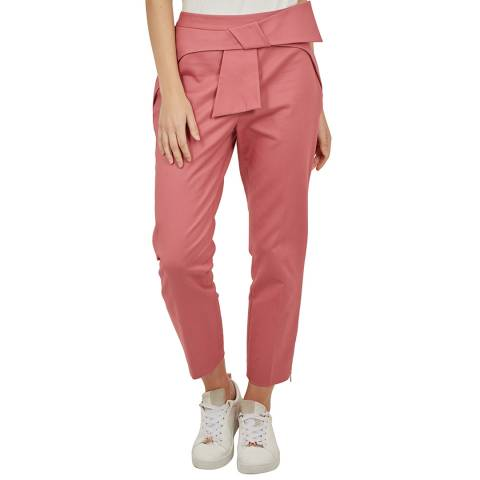 Ted Baker Coral Betha Slim Stretch Trousers
