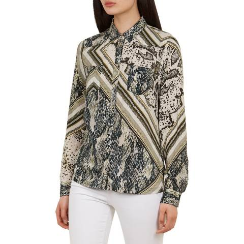 Ted Baker Taupe Mai Shirt