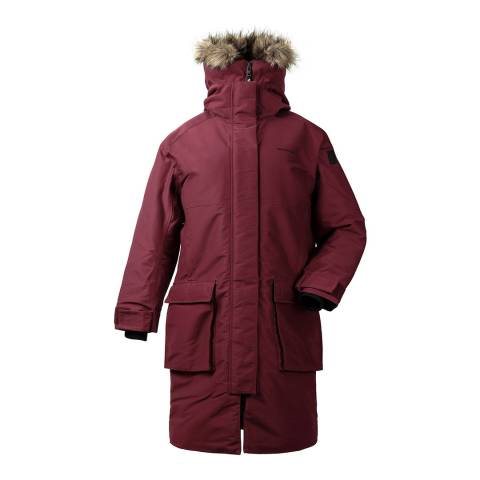 Didriksons Red Golda Parka