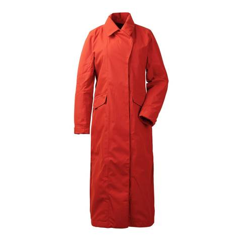 Didriksons Red Hanna Coat