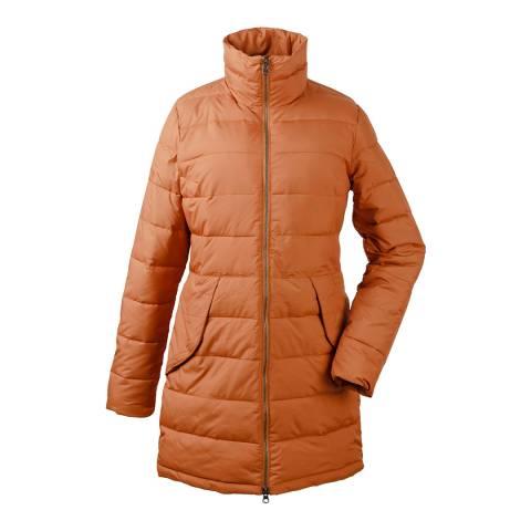 Didriksons Brown Hildur Jacket