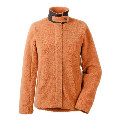 Didriksons Brown Valborg Jacket