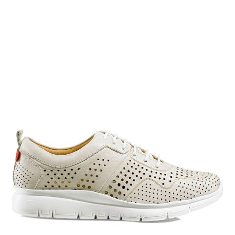 Russell & Bromley Ice Sonomaperf Perforated Sneakers