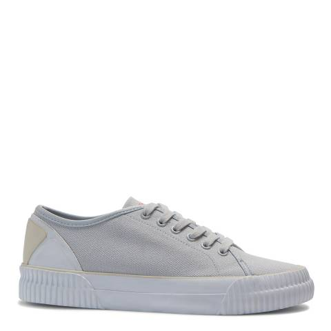 Ellesse Light Grey & White Tropea Trainers