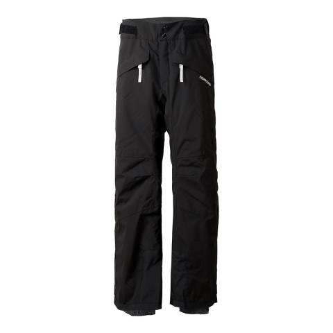 Didriksons Black Svea Pants