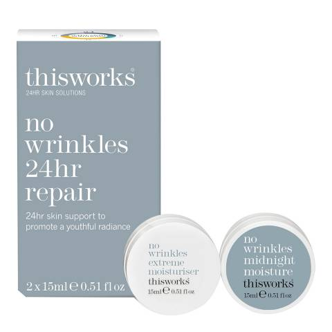 thisworks No Wrinkles 24hr Repair Kit