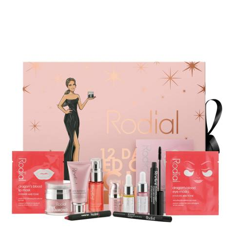 Rodial 12 Days Of Glam Calendar
