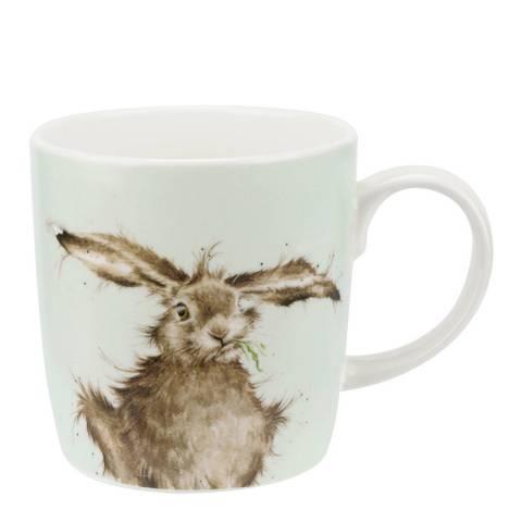 Royal Worcester Hare Brained Mug