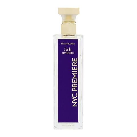 Elizabeth Arden 5th Avenue NYC Premiere Eau de Parfum Spray 125ml