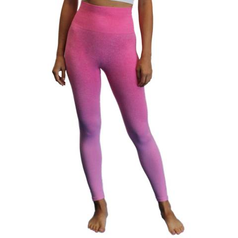 Live Electric Pink Charge Up Leggings
