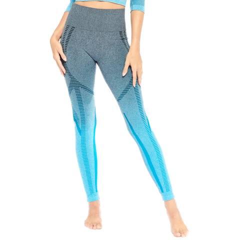 Live Electric Blue Nez Leggings