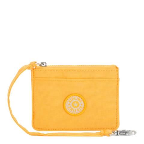 Kipling Vivid Yellow Cindy Basic Wallet