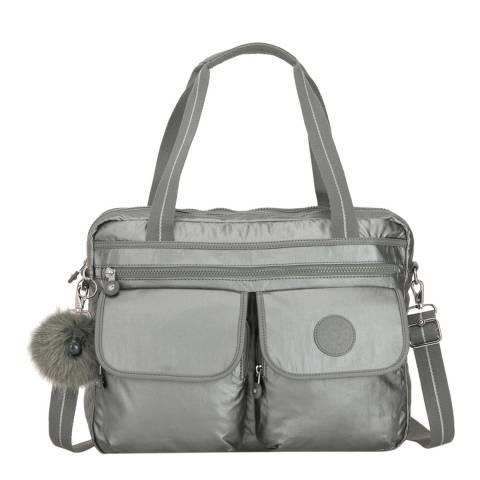 Kipling Metallic Stony Maric Basic Plus Computer Bag