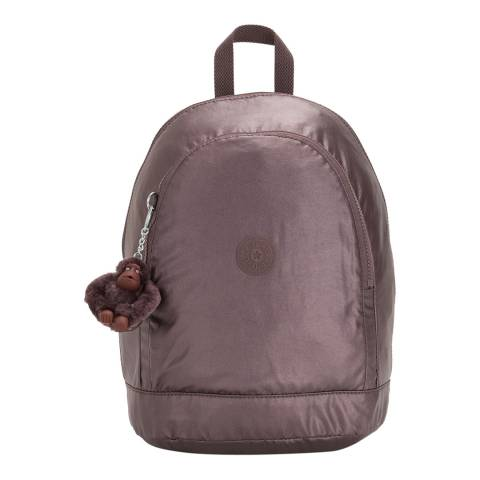 Kipling Popping Purple Yaretzi Basic Plus Backpack