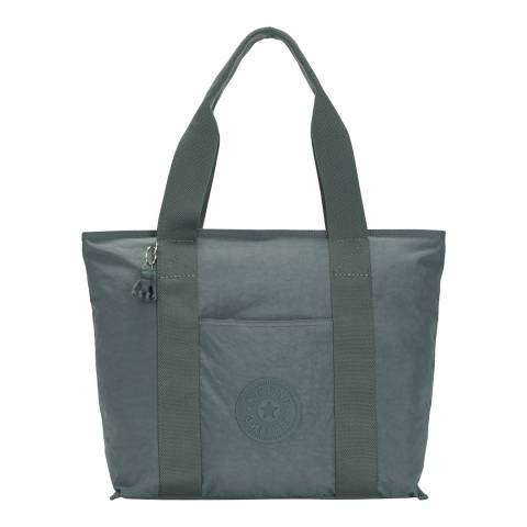 Kipling Light Aloe Origin Era Medium Basic Tote